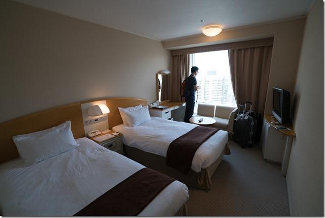 08_thumb4 Shinagawa-品川王子 交通方便的商務飯店