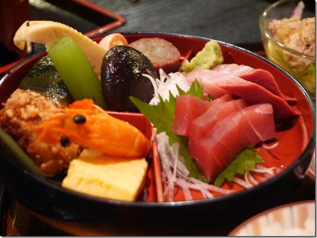 09_thumb3 Tokyo-和彩酒蔵 だるま 就這樣的定食套餐