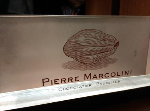 1419857026-689257783 Ginza-Pierre Marcolini好香好濃的巧克力