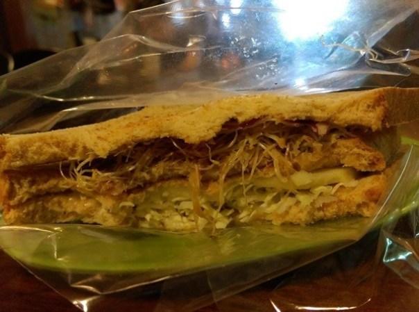 00124 竹北-洛印早餐 博愛路鄉村風味簡單人氣名店