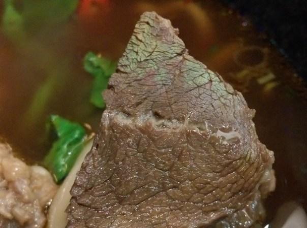 10 竹北-劉家酸白菜火鍋不吃鍋之牛肉麵很不賴