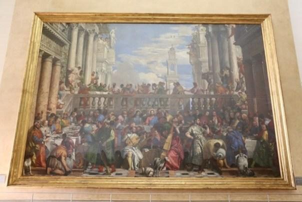 11111021 Paris-巴黎羅浮宮Musee du Louvre 藝術殿堂眼花撩亂看不完 一馬當先看蒙娜麗莎