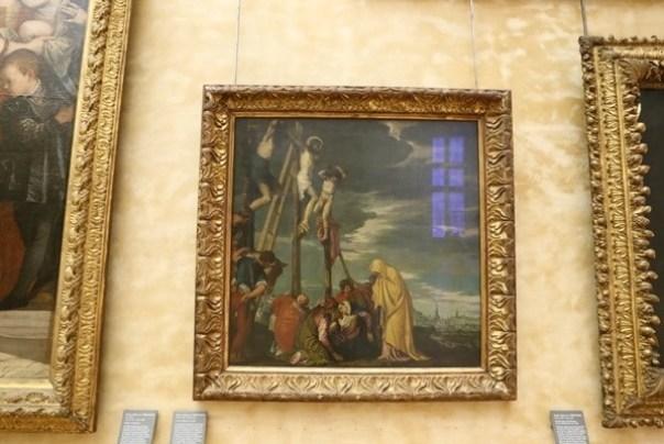 11111022 Paris-巴黎羅浮宮Musee du Louvre 藝術殿堂眼花撩亂看不完 一馬當先看蒙娜麗莎