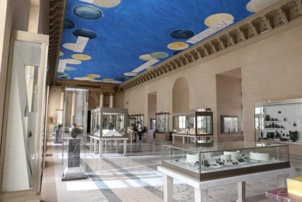 11111048 Paris-巴黎羅浮宮Musee du Louvre 藝術殿堂眼花撩亂看不完 一馬當先看蒙娜麗莎
