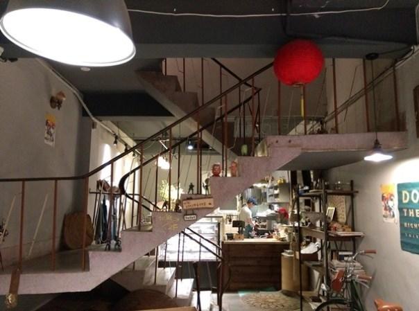 12000013 新竹-2/100 Cafe百分之二咖啡 老房子新氣氛