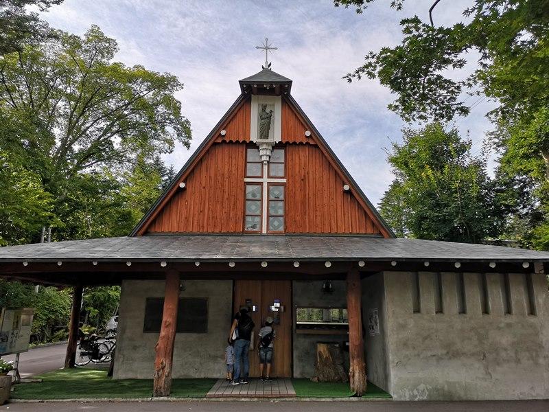 karuizawa03 Karuizawa-輕井澤輕鬆鐵馬行/聖保羅教堂/雲場池