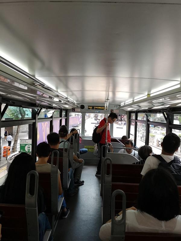 dingdingcar0402 HK-叮叮車 在鬧區中的復古車隊 搭上叮叮車享受忙碌香港的緩慢
