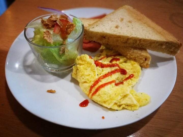 milu16 中壢-Milu Cafe迷路來我家吧 早午餐+咖啡