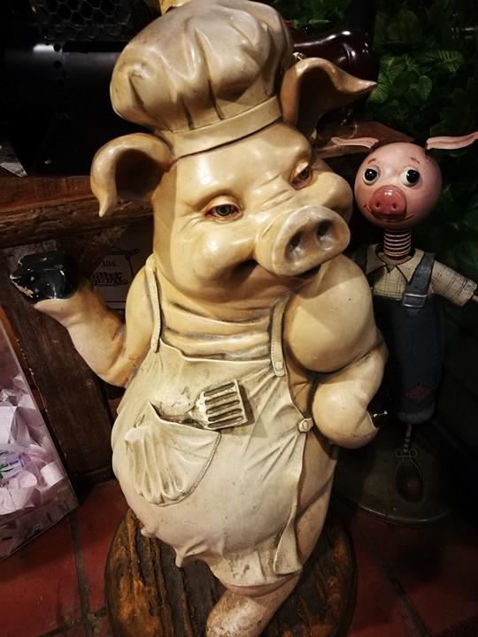 culturecity13 竹北-文化城牛肉麵  以豬之名