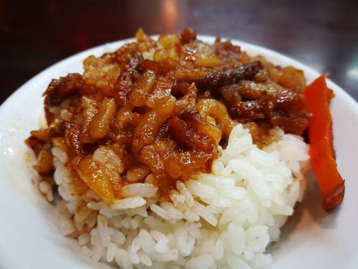 formosachang08 竹北-鬍鬚張魯肉飯 超綿密香甜粒粒分明的魯肉飯