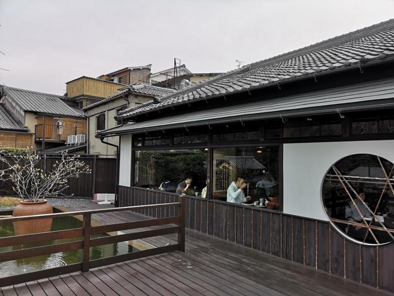 kiyomizuan04 Kyoto-よしむら清水庵 蕎麥麵香湯濃郁