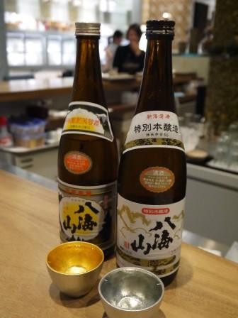 1398563525-2338131063-e1437834001640 Nihonbashi-八海山 千年こうじや 這是新式的居酒屋嗎?輕鬆舒服地喝一杯吧!