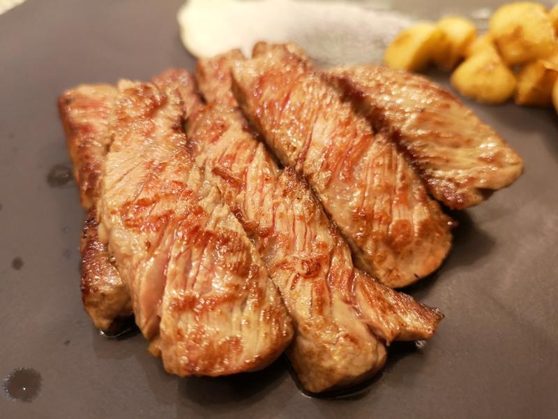 teppenyaki16 竹北-喜來登內的邀月亭鐵板燒 輕鬆舒適又好吃