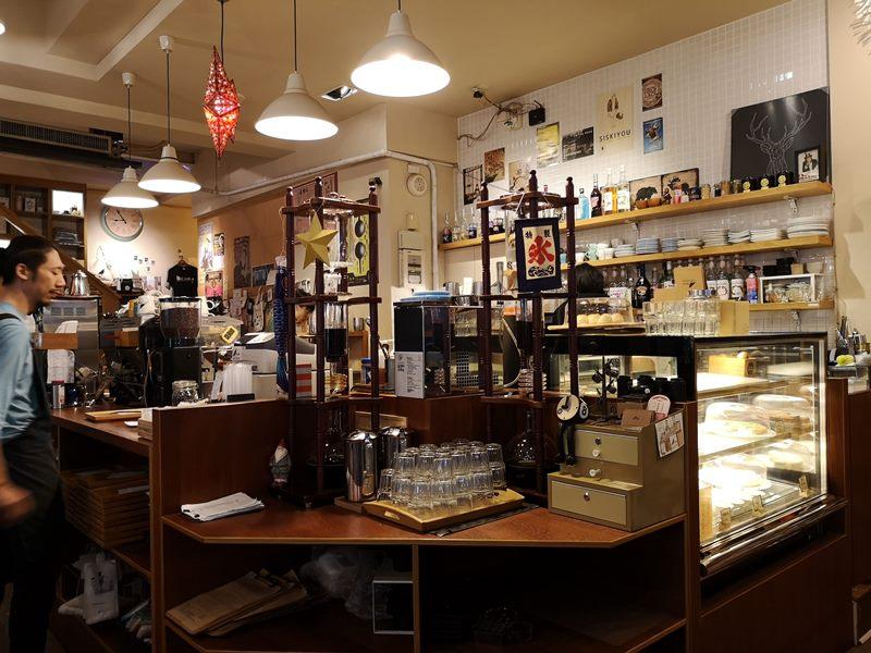 inkcoffeee03 新竹-墨咖啡 溫暖的空間