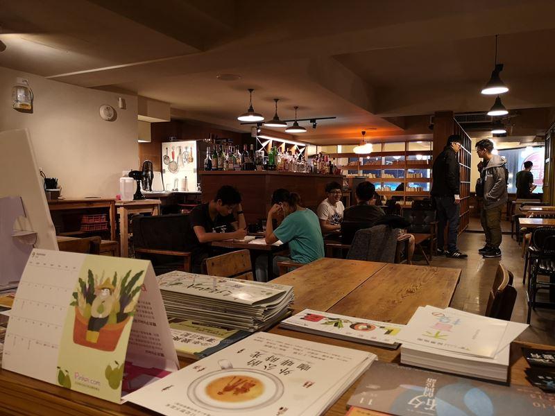 inkcoffeee08 新竹-墨咖啡 溫暖的空間