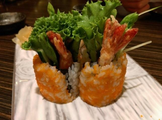 IMAG5952 新竹-十六區 簡單好味道 來吃壽司囉