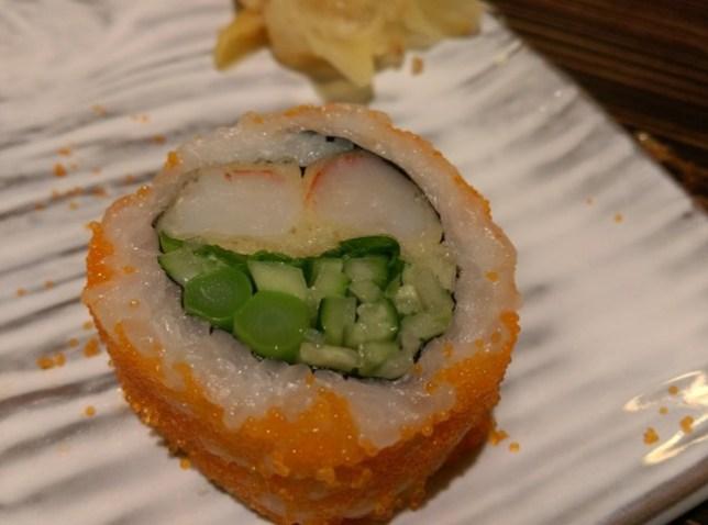 IMAG5954 新竹-十六區 簡單好味道 來吃壽司囉