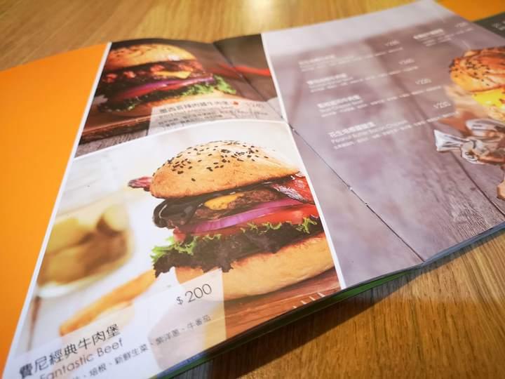 fanier02 竹北-Fanier 費尼 竹北也有好吃的漢堡店囉!!早午餐也不賴