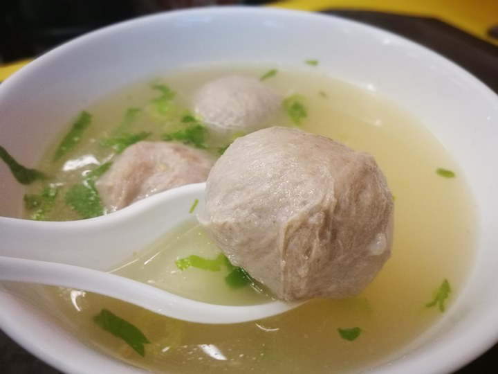 kinlien6 新竹-金連滷肉飯 軟嫩綿密的滷肉香甜可口