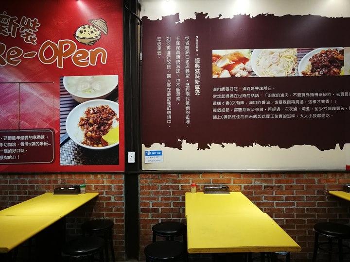 kinlien7 新竹-金連滷肉飯 軟嫩綿密的滷肉香甜可口