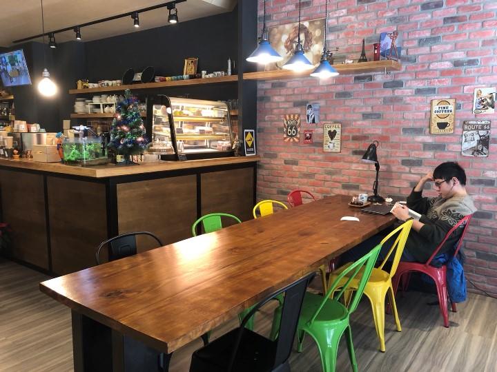 lottoo0114 中壢-想想Caffee*Lottoo 輕鬆舒適的小咖啡館