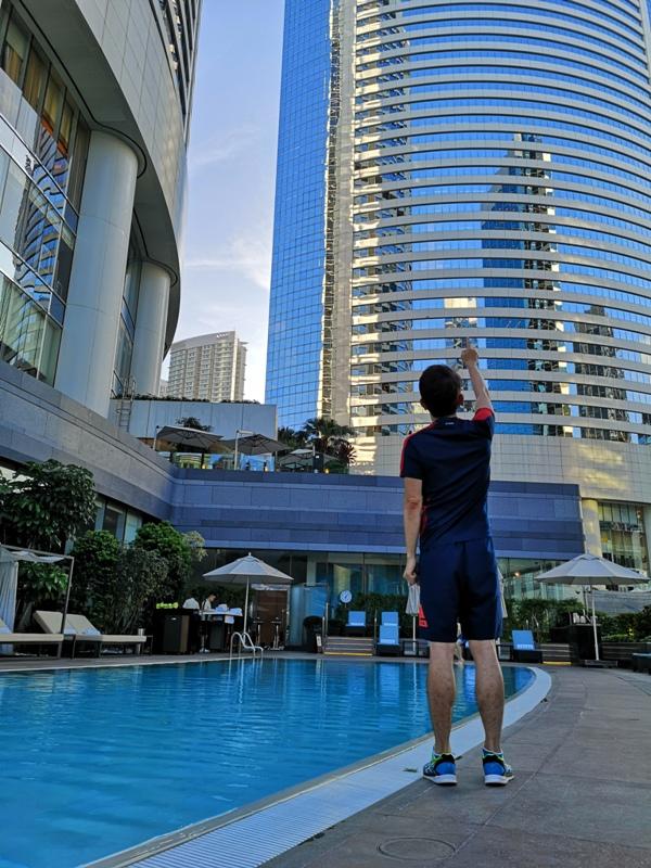 conradhk36 HK-香港Conrad 太古廣場五星級港麗酒店 可愛小熊小鴨作陪