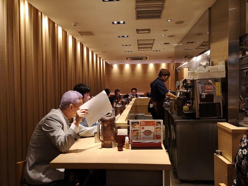 suizan7 Shinagawa-品川站內 手延べうどん 水山 好吃的烏龍麵