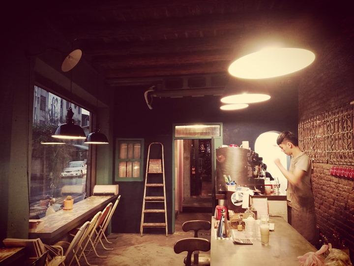 taikoooo21 台南-太古101咖啡 老宅咖啡廳 來一杯懷舊咖啡吧!