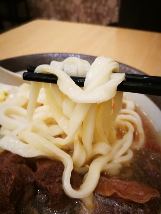 eastbeef6 竹北-東家製麵 番茄牛腩麵跟乾拌麵各有特色