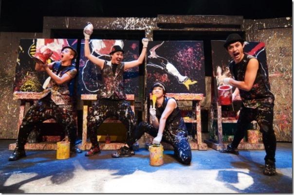 thepainters04_thumb Seoul-Painters:Hero首爾高人氣的劇場表演 塗鴉秀