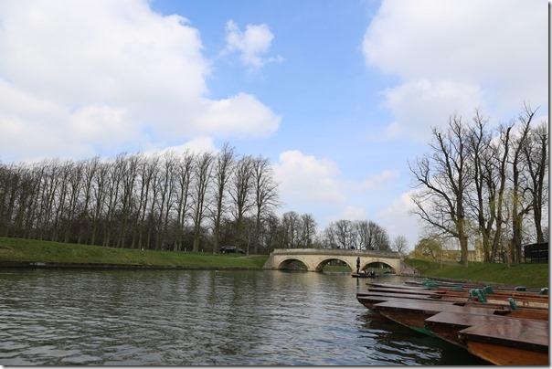 ponting10_thumb Cambridge-再見康橋 許多年後的劍橋 依舊美麗 搭船遊康河