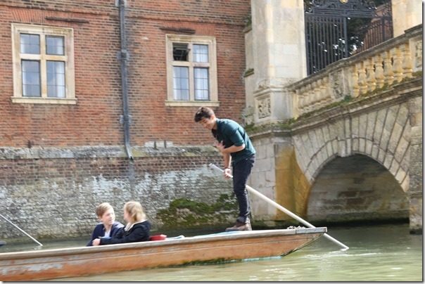 ponting20_thumb Cambridge-再見康橋 許多年後的劍橋 依舊美麗 搭船遊康河