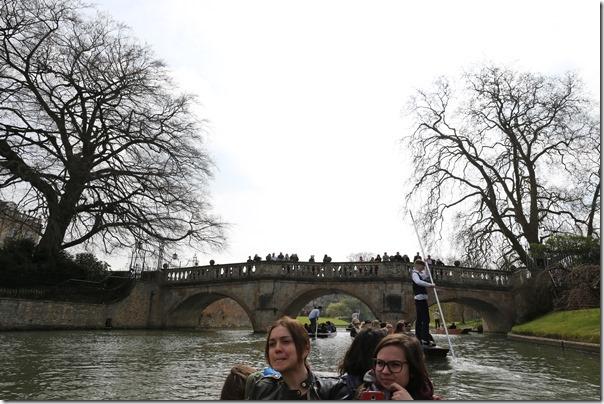 ponting25_thumb Cambridge-再見康橋 許多年後的劍橋 依舊美麗 搭船遊康河