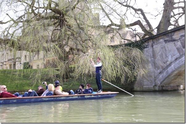 ponting27_thumb Cambridge-再見康橋 許多年後的劍橋 依舊美麗 搭船遊康河
