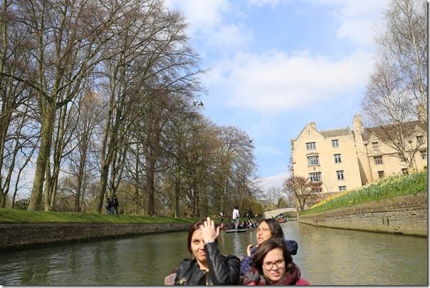 ponting38_thumb Cambridge-再見康橋 許多年後的劍橋 依舊美麗 搭船遊康河