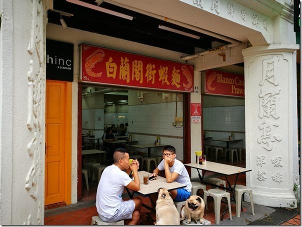 prawn-noodles04_thumb Singapore-Blanco Court Prawn Mee白蘭閣街蝦麵/東海岸五香 蝦麵香五香酥