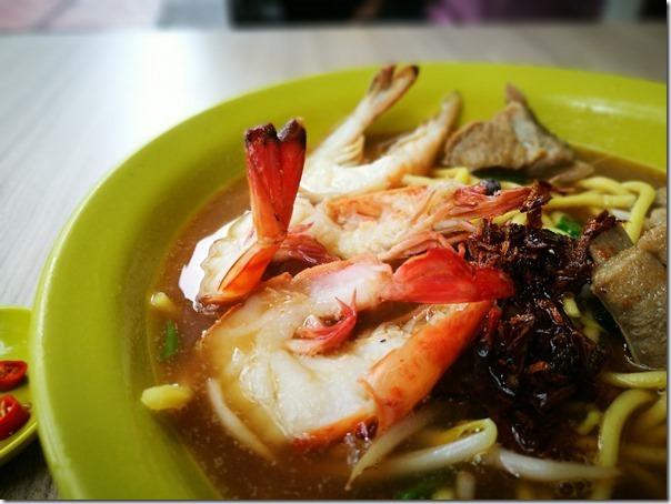 prawn-noodles09_thumb Singapore-Blanco Court Prawn Mee白蘭閣街蝦麵/東海岸五香 蝦麵香五香酥