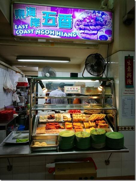 prawn-noodles13_thumb Singapore-Blanco Court Prawn Mee白蘭閣街蝦麵/東海岸五香 蝦麵香五香酥