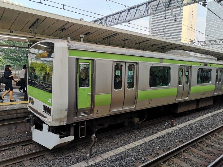 yamanote Tokyo-沿著環狀JR山手線旅行東京(更新至20180701)