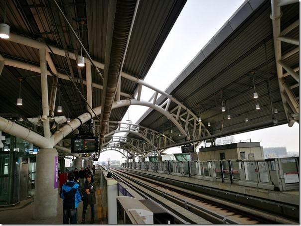 TYmetrotrialrun08_thumb 機場捷運試營運搭乘20170218