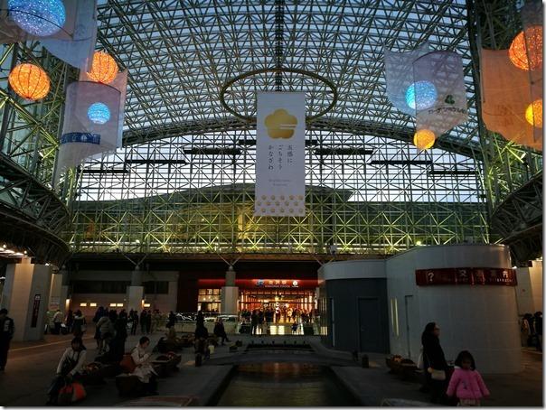 kanazawa-eki15_thumb Kanazawa-金澤車站 交通樞紐方便好逛好買