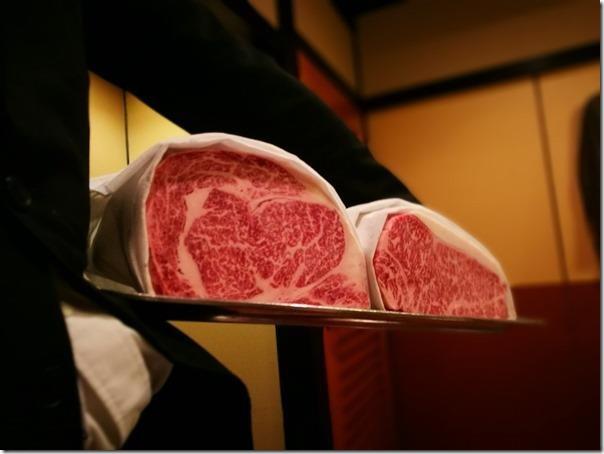 zakuro03_thumb Nihobashi-Zakuroざくろ 日本橋店 A4牛肉雪花般的油脂分布 軟嫩好吃涮涮鍋