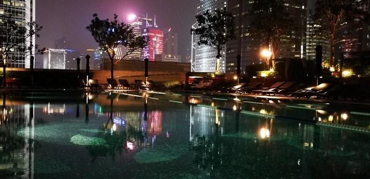 HK-Four Seasons Hotel久違的香港四季 溫暖的高級酒店
