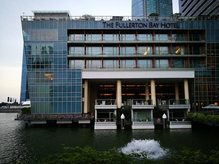 marinabay16 Singapore-Marina Bay晨景 感受新加坡最美的濱海灣