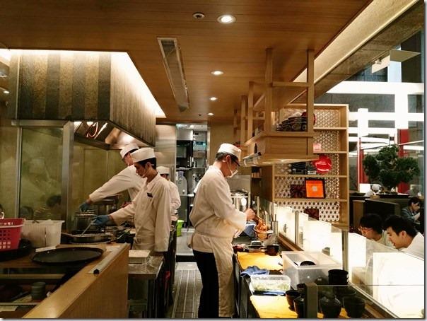 image008 中正-排隊名店 台北車站微風金子半之助 天丼真好吃啊值得一排喔!!