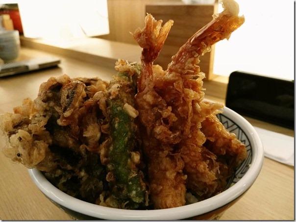 image016 中正-排隊名店 台北車站微風金子半之助 天丼真好吃啊值得一排喔!!