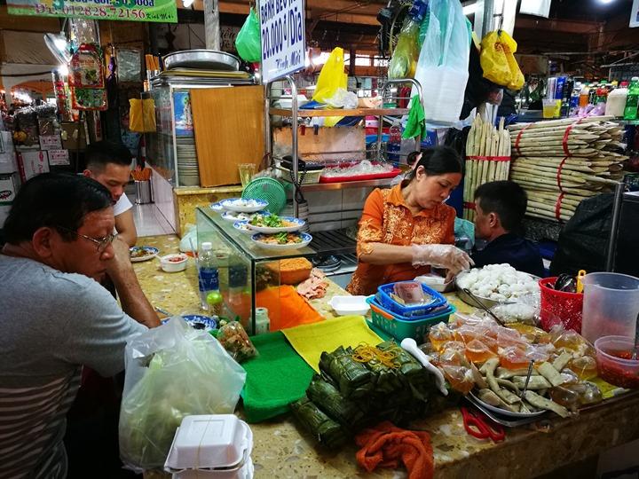 Chợ-Bến-Thành11 HoChiMinh-胡志明濱城市場Chợ Bến Thành隨便逛 傳統市場看當地人生活