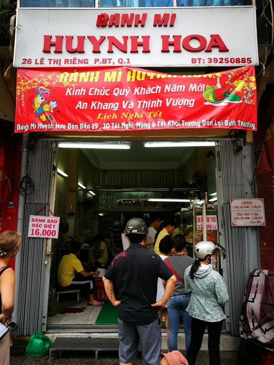 banh-mi01 HoChiMinh-Banh Mi Huynh Hoa迷人的滋味 讓人想念的越式三明治