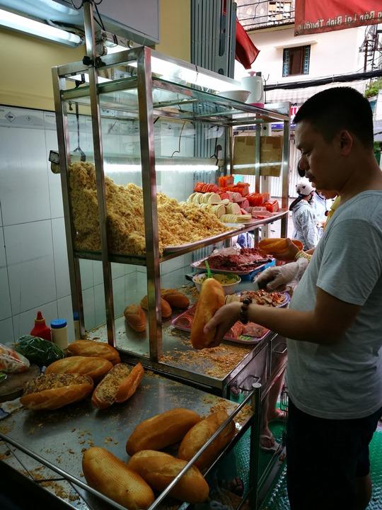 banh-mi04 HoChiMinh-Banh Mi Huynh Hoa迷人的滋味 讓人想念的越式三明治