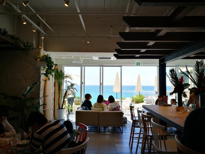 calif-kitchen08 Okinawa-美國村Calif Kitchen美不勝收的海天景色 盛夏的一抹清涼